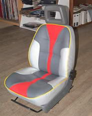 Custom Car Seat Upholstery Melbourne